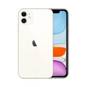 iPhone 11 128GB, 128GB, White