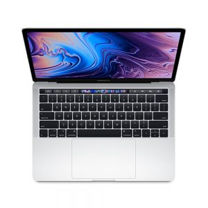 "MacBook Pro 13"" 4TBT Mid 2018 (Intel Quad-Core i5 2.3 GHz 8 GB RAM 256 GB SSD), Silver, Intel Quad-Core i5 2.3 GHz, 8 GB RAM, 256 GB SSD"