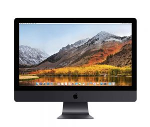 iMac Pro 2017 (Intel 10-Core Xeon W 3.0 GHz 64 GB RAM 1 TB SSD), Intel 10-Core Xeon W 3.0 GHz, 64 GB RAM, 1 TB SSD