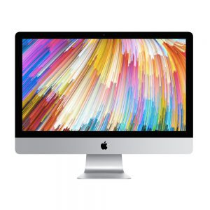 """iMac 27"""" Retina 5K Mid 2017 (Intel Quad-Core i5 3.8 GHz 8 GB RAM 2 TB SSD), Intel Quad-Core i5 3.8 GHz, 8 GB RAM, 2 TB Fusion Drive"""