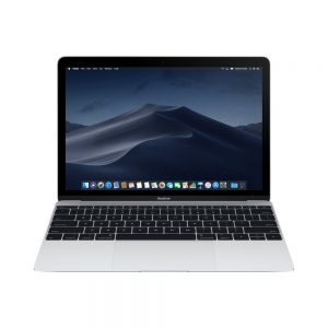 """MacBook 12"""" Mid 2017 (Intel Core i5 1.3 GHz 8 GB RAM 512 GB SSD), Silver, Intel Core i5 1.3 GHz, 8 GB RAM, 512 GB SSD"""