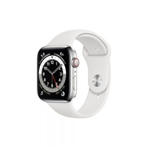 Watch Series 6 Aluminum Cellular (44mm), Blue