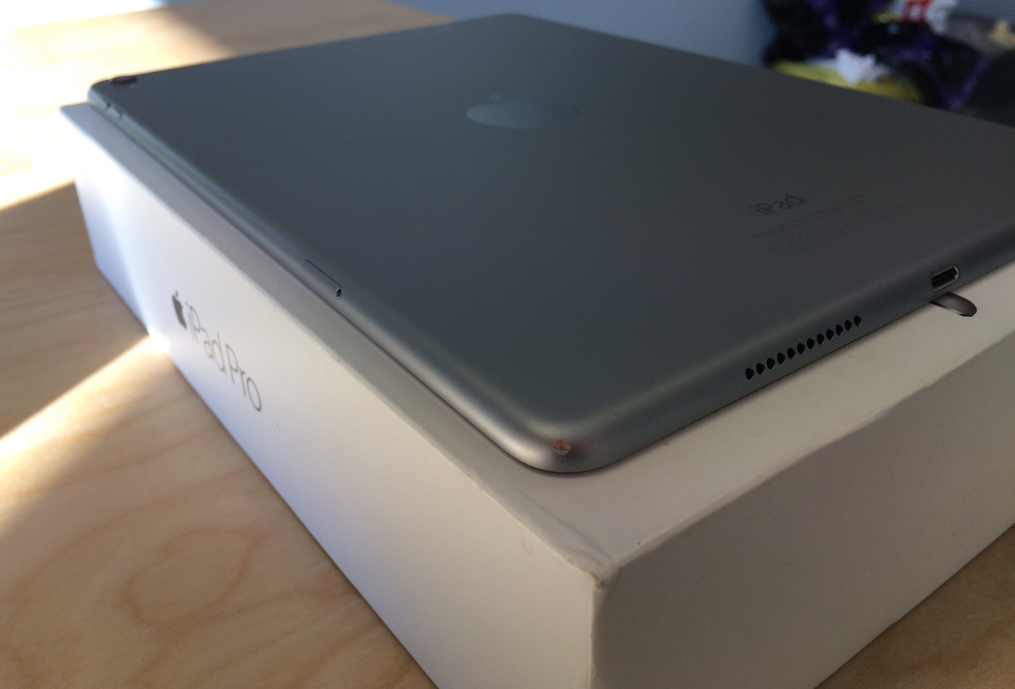 iPad Pro 9.7-inch (Wi-Fi + 4G), 32 GB, SPACE GRAY, imagen 4