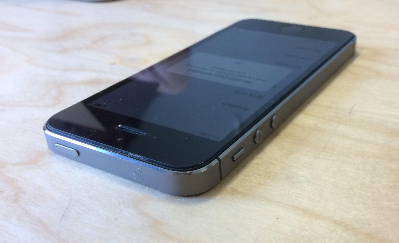 iPhone 5S, 32 GB, Space Gray, imagen 6