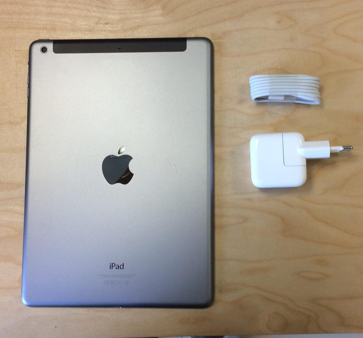 iPad Air (Wi-Fi + 4G), 64 GB, Space Gray, imagen 2