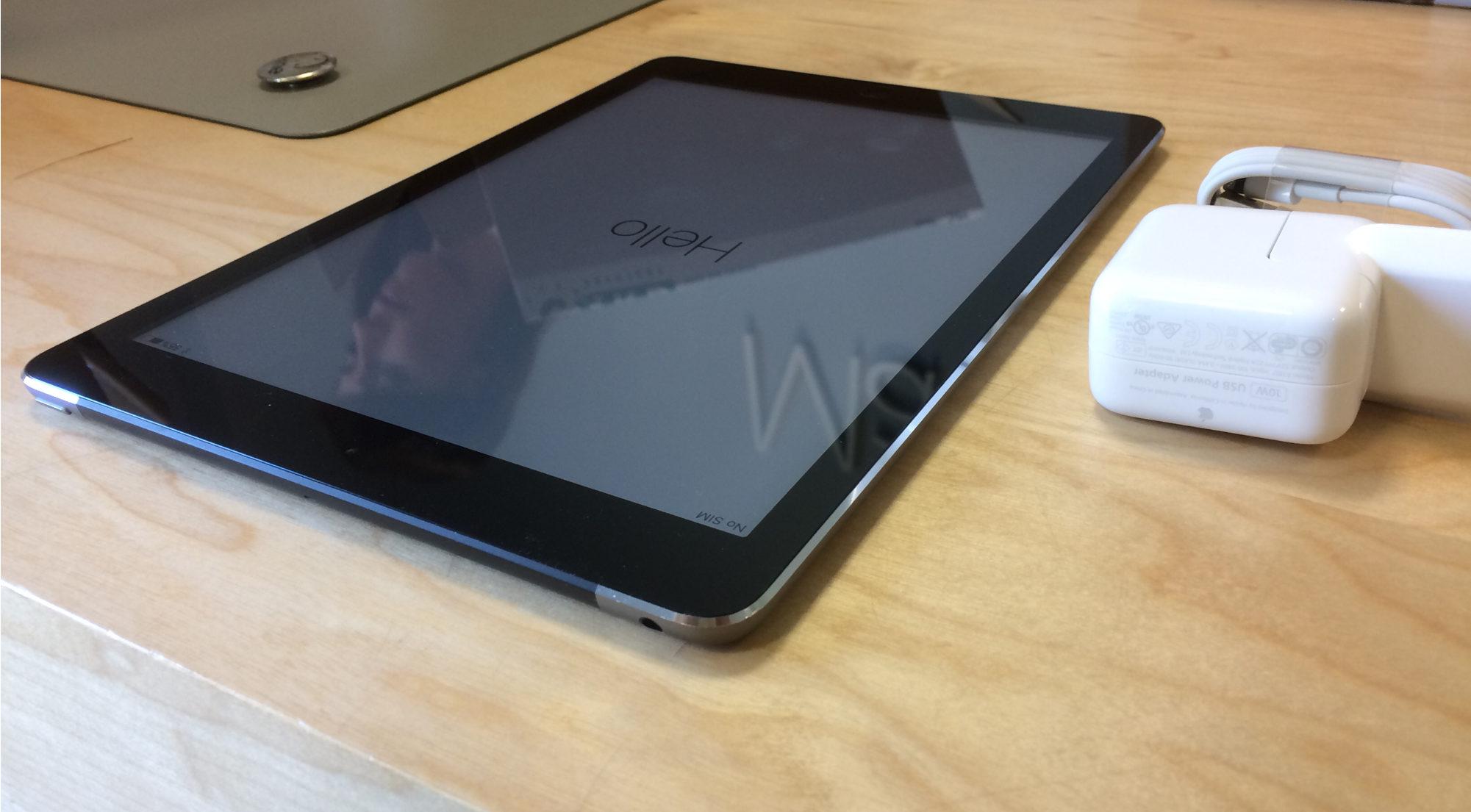 iPad Air (Wi-Fi + 4G), 64 GB, Space Gray, imagen 6