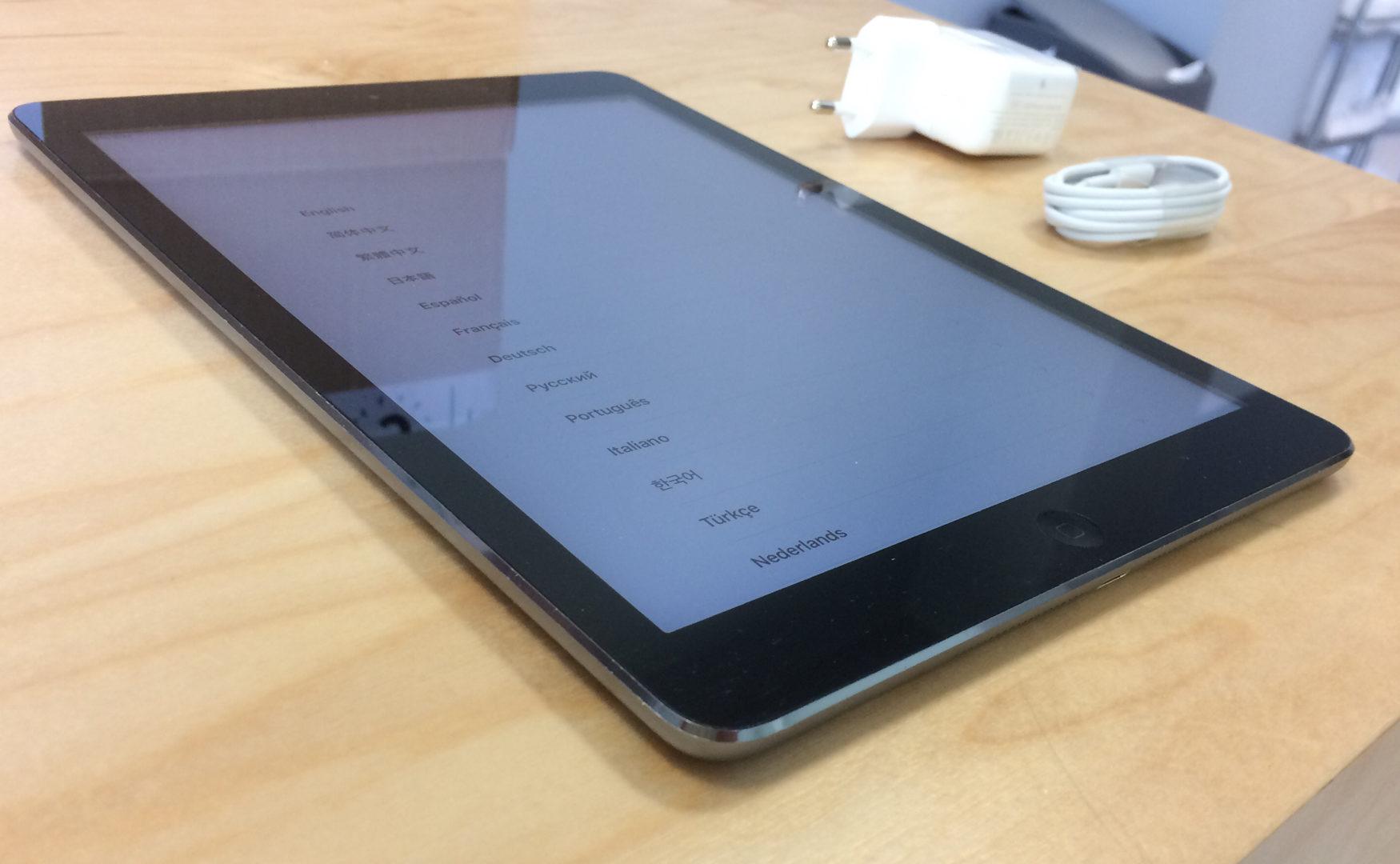 iPad Air (Wi-Fi + 4G), 64 GB, Space Gray, imagen 3