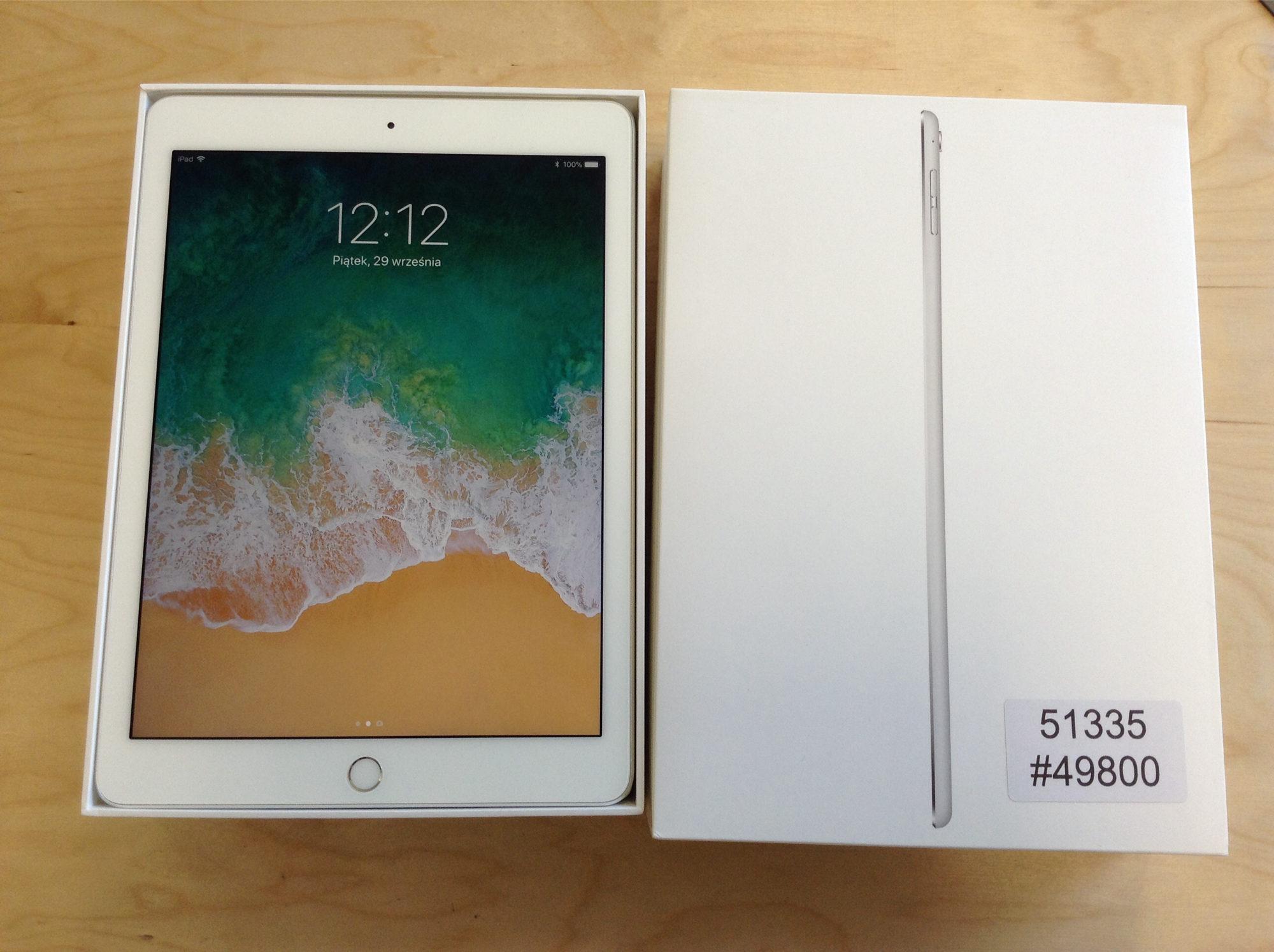 iPad Pro 9.7-inch (Wi-Fi), 128 GB, Gold, imagen 1