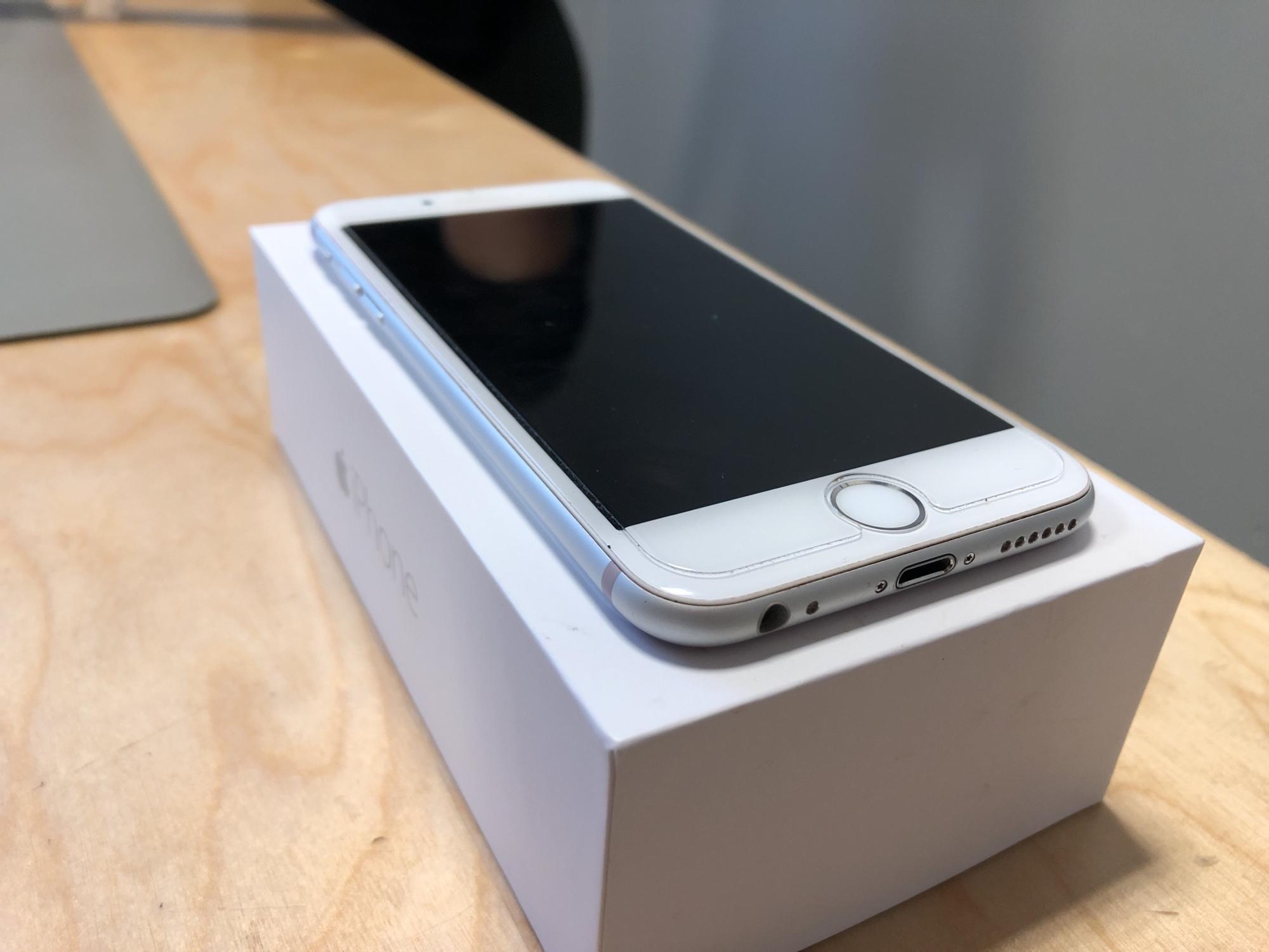 iPhone 6, 16 GB, Silver, imagen 4