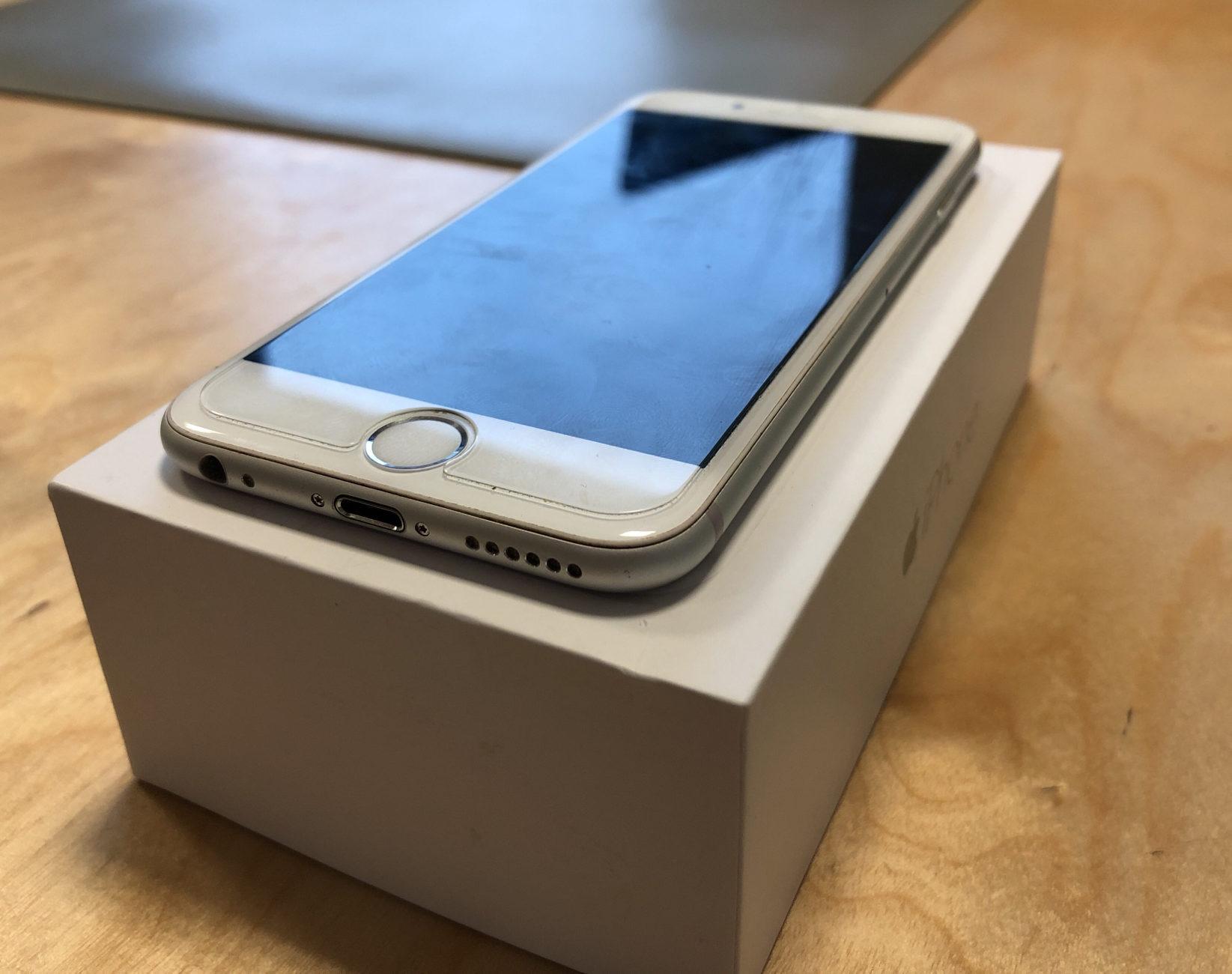 iPhone 6, 16 GB, Silver, imagen 5