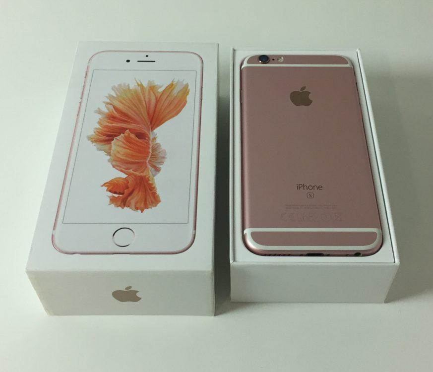 iPhone 6S 64GB, 64 GB, Rose Gold, imagen 1