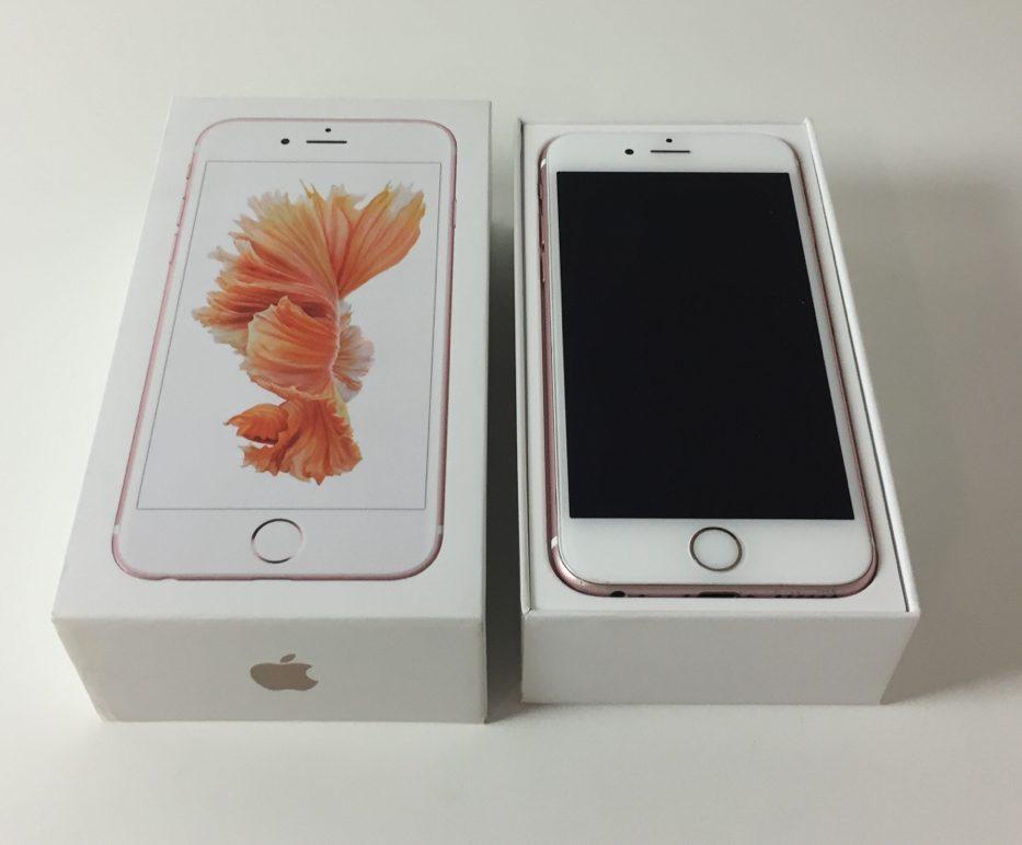 iPhone 6S 64GB, 64 GB, Rose Gold, imagen 2