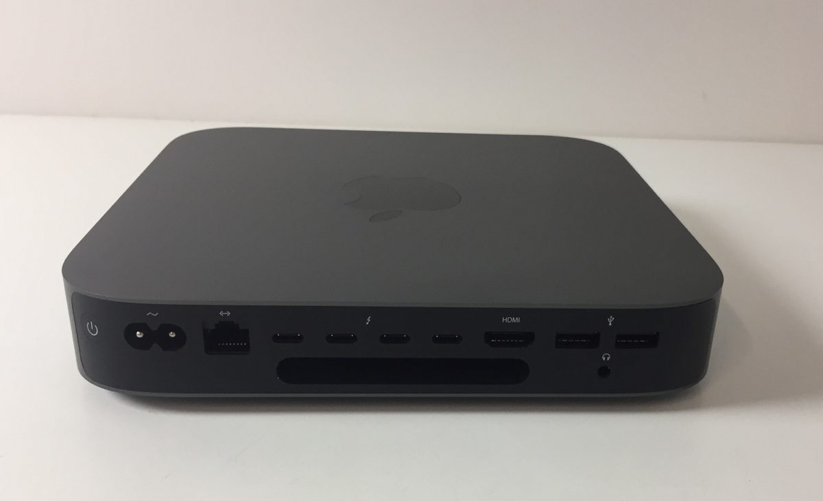 Mac Mini Late 2018 (Intel Quad-Core i3 3.6 GHz 16 GB RAM 128 GB SSD), Intel Quad-Core i3 3.6 GHz, 16 GB RAM, 128 GB SSD, imagen 2