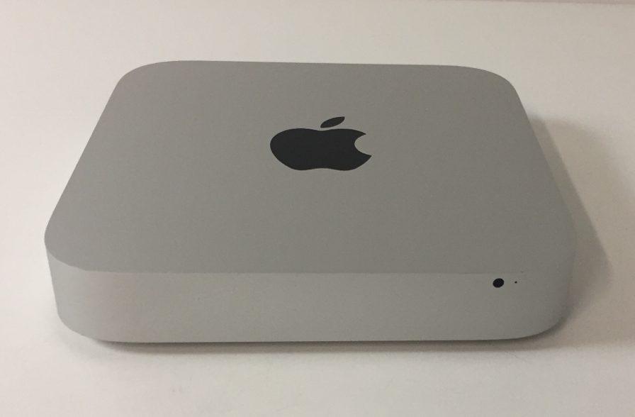 Mac Mini Late 2014 (Intel Core i5 2.6 GHz 8 GB RAM 256 GB SSD), Intel Core i5 2.6 GHz, 8 GB RAM, 1 TB HDD, imagen 1