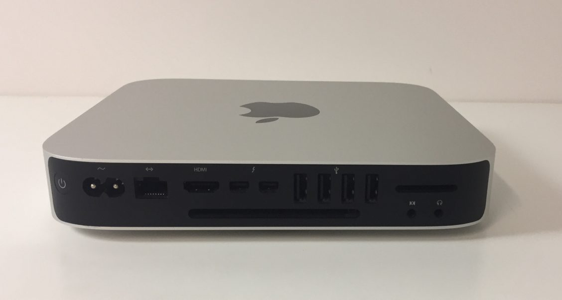 Mac Mini Late 2014 (Intel Core i5 2.6 GHz 8 GB RAM 256 GB SSD), Intel Core i5 2.6 GHz, 8 GB RAM, 1 TB HDD, imagen 2
