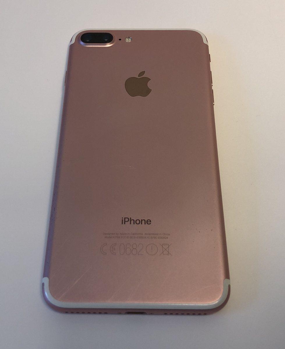 iPhone 7 Plus 32GB, 32GB, Rose Gold, imagen 2