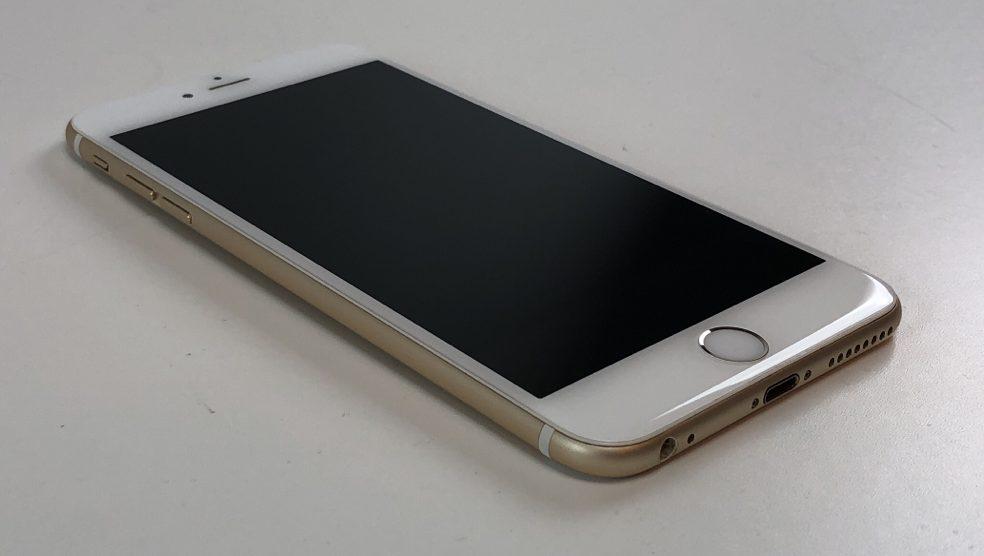 iPhone 6 Plus 128GB, 128GB, Gold, imagen 2