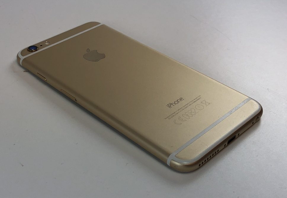 iPhone 6 Plus 128GB, 128GB, Gold, imagen 8