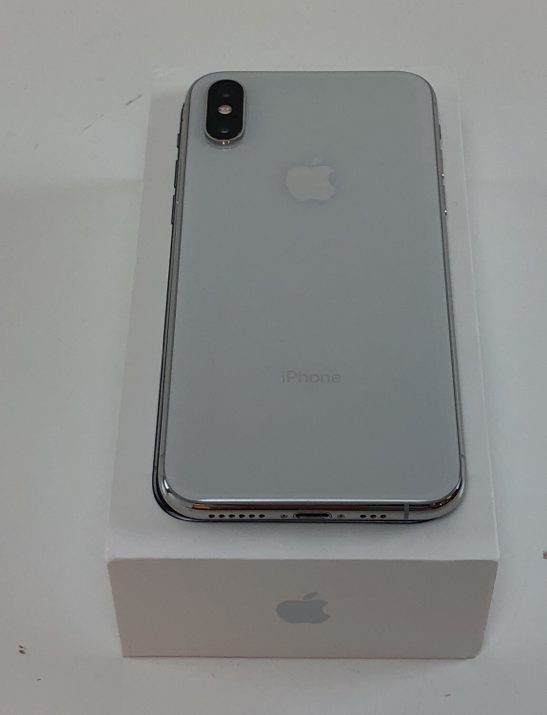 iPhone XS 512GB, 512GB, Silver, imagen 2
