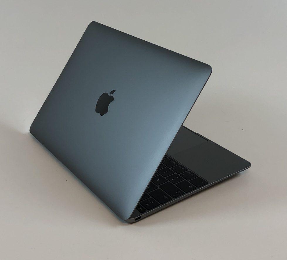 """MacBook 12"""" Mid 2017 (Intel Core i5 1.3 GHz 8 GB RAM 512 GB SSD), Space Gray, Intel Core i5 1.3 GHz, 8 GB RAM, 512 GB SSD, imagen 4"""