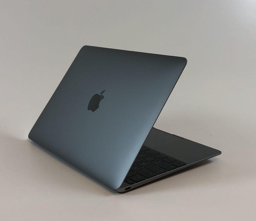 """MacBook 12"""" Mid 2017 (Intel Core i5 1.3 GHz 8 GB RAM 512 GB SSD), Space Gray, Intel Core i5 1.3 GHz, 8 GB RAM, 512 GB SSD, imagen 5"""