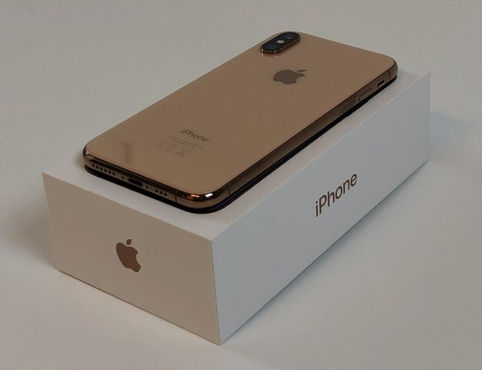 iPhone XS 64GB, 64GB, Gold, imagen 5