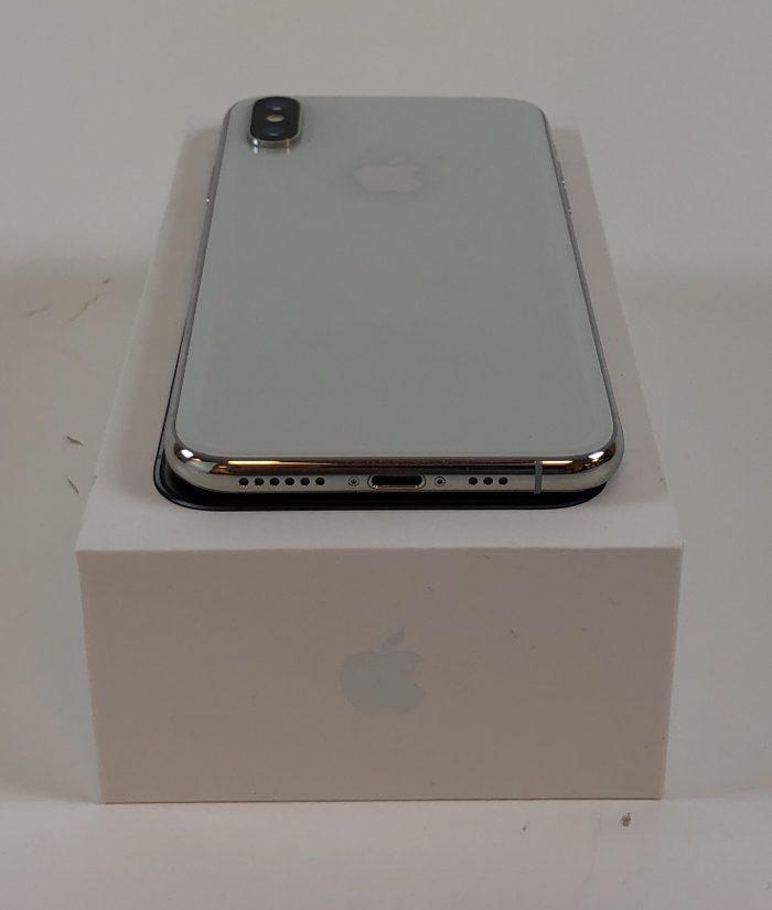 iPhone XS 64GB, 64GB, Silver, bild 5