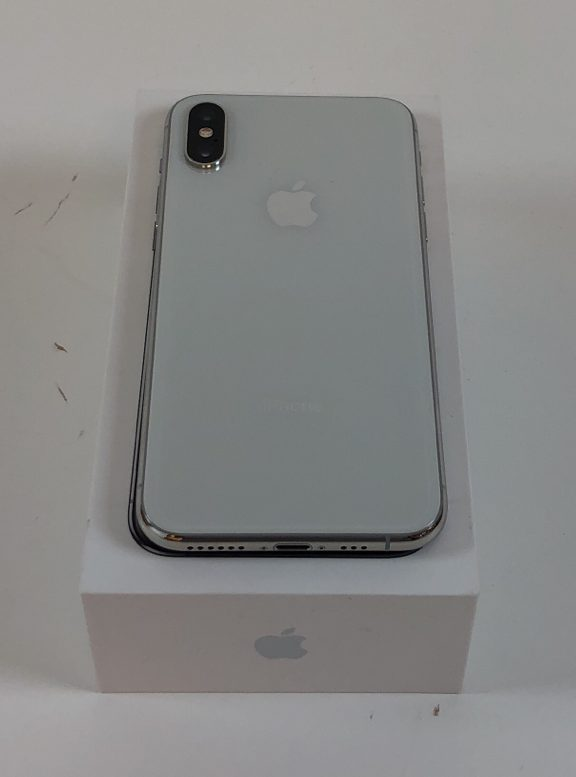 iPhone XS 64GB, 64GB, Silver, bild 6