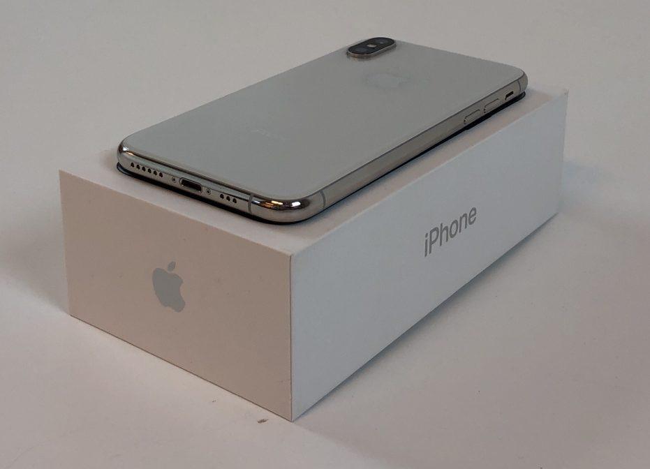 iPhone XS 64GB, 64GB, Silver, bild 7
