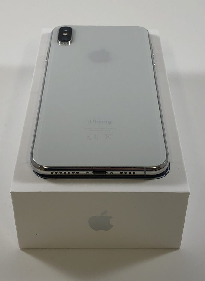 iPhone XS Max 256GB, 256GB, Silver, image 2