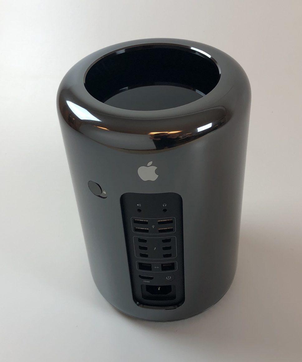 Mac Pro Late 2013 (Intel 6-Core Xeon 3.5 GHz 32 GB RAM 256 GB SSD), Intel 6-Core Xeon 3.5 GHz, 32 GB RAM, 256 GB SSD, imagen 2