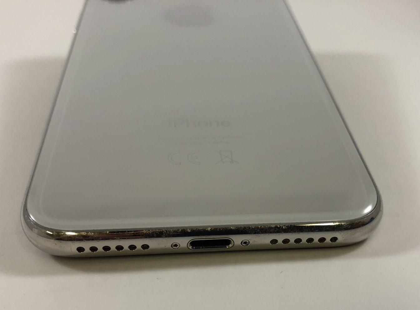 iPhone X 256GB, 256GB, Silver, imagen 3
