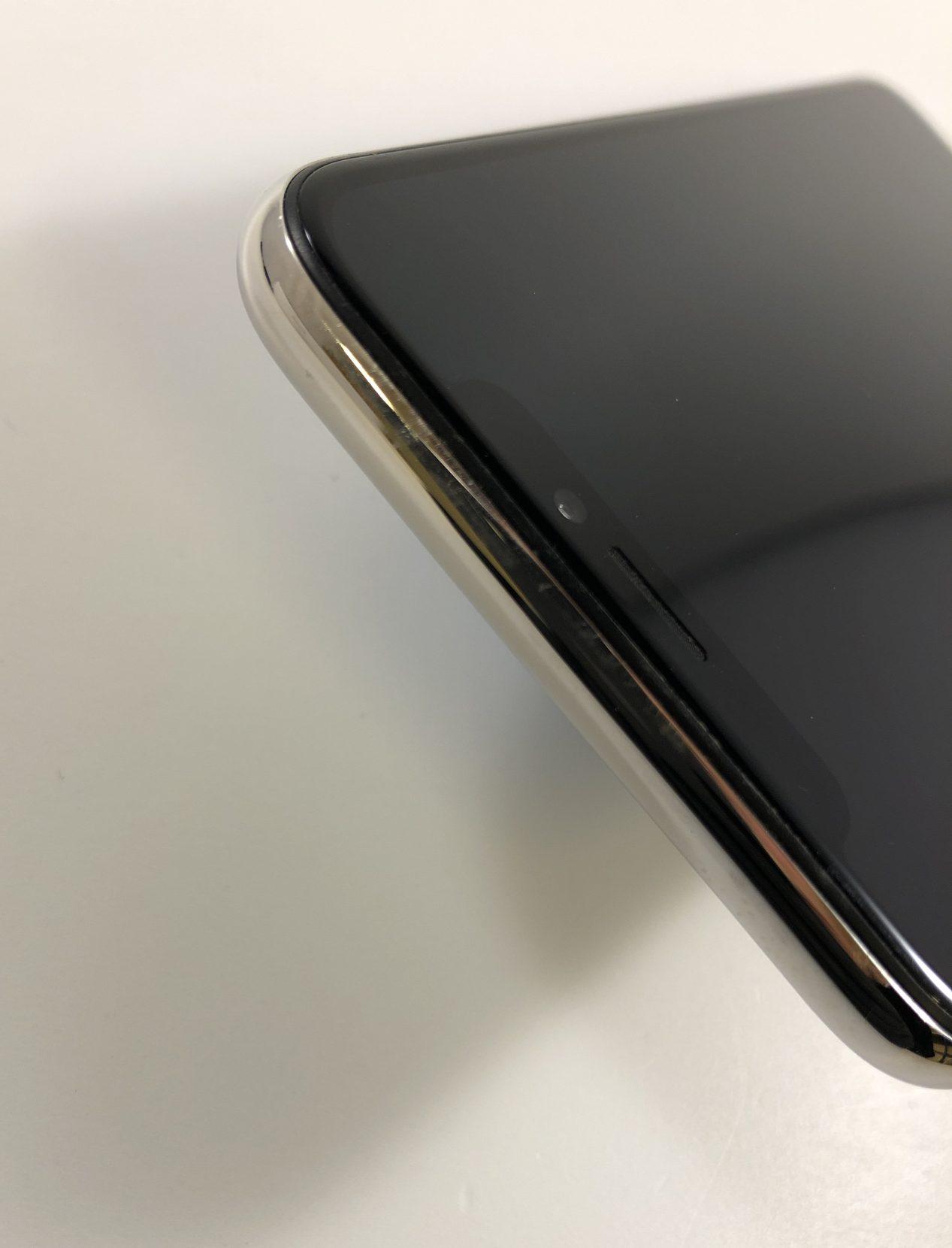 iPhone X 256GB, 256GB, Silver, Bild 3