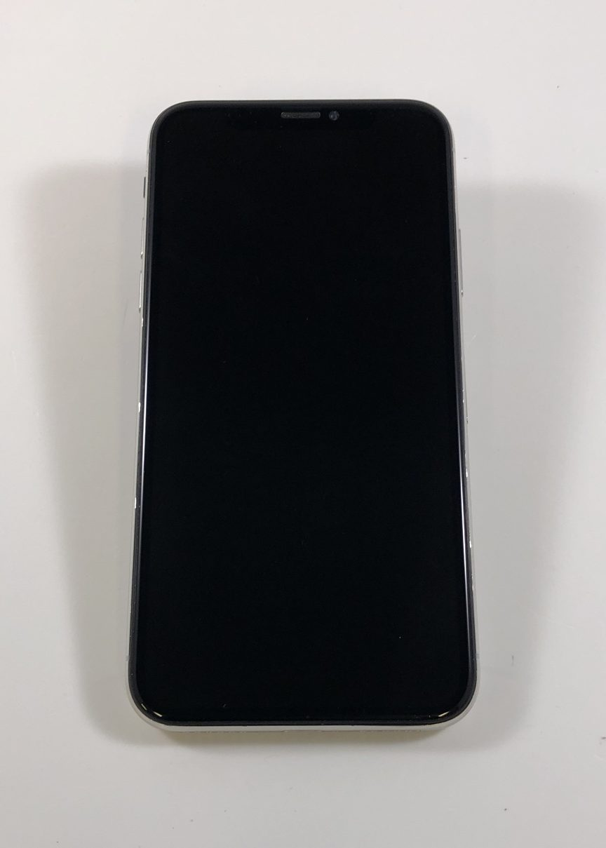 iPhone X 64GB, 64GB, Silver, Bild 1