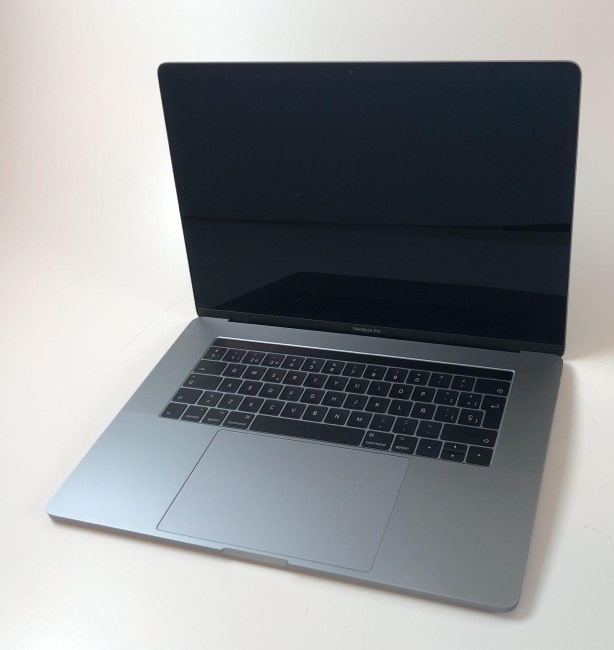 "MacBook Pro 15"" Touch Bar Mid 2017 (Intel Quad-Core i7 2.8 GHz 16 GB RAM 1 TB SSD), Space Gray, Intel Quad-Core i7 2.8 GHz, 16 GB RAM, 1 TB SSD, imagen 1"