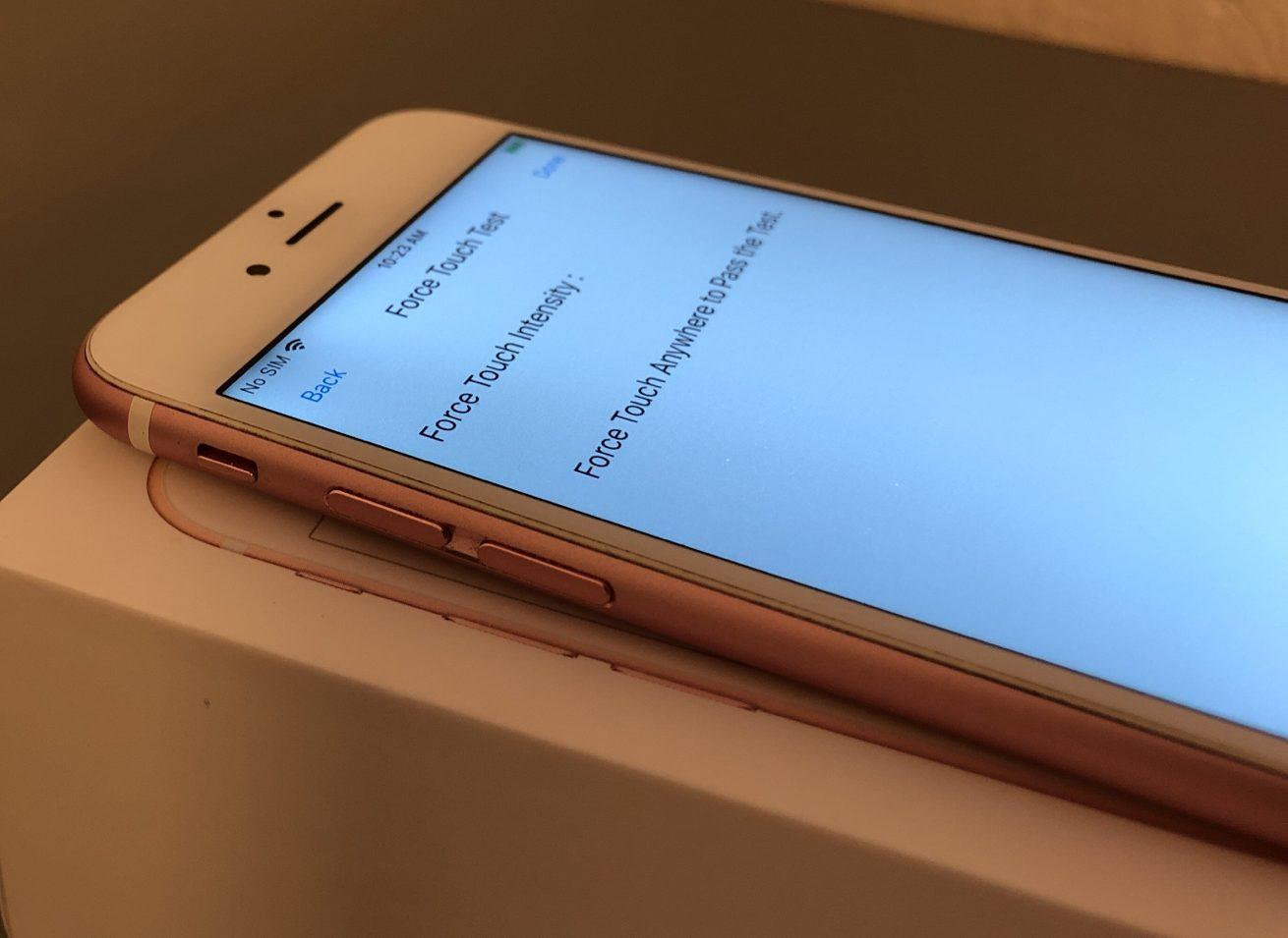 iPhone 6S 32GB, 32GB, Rose Gold, imagen 4