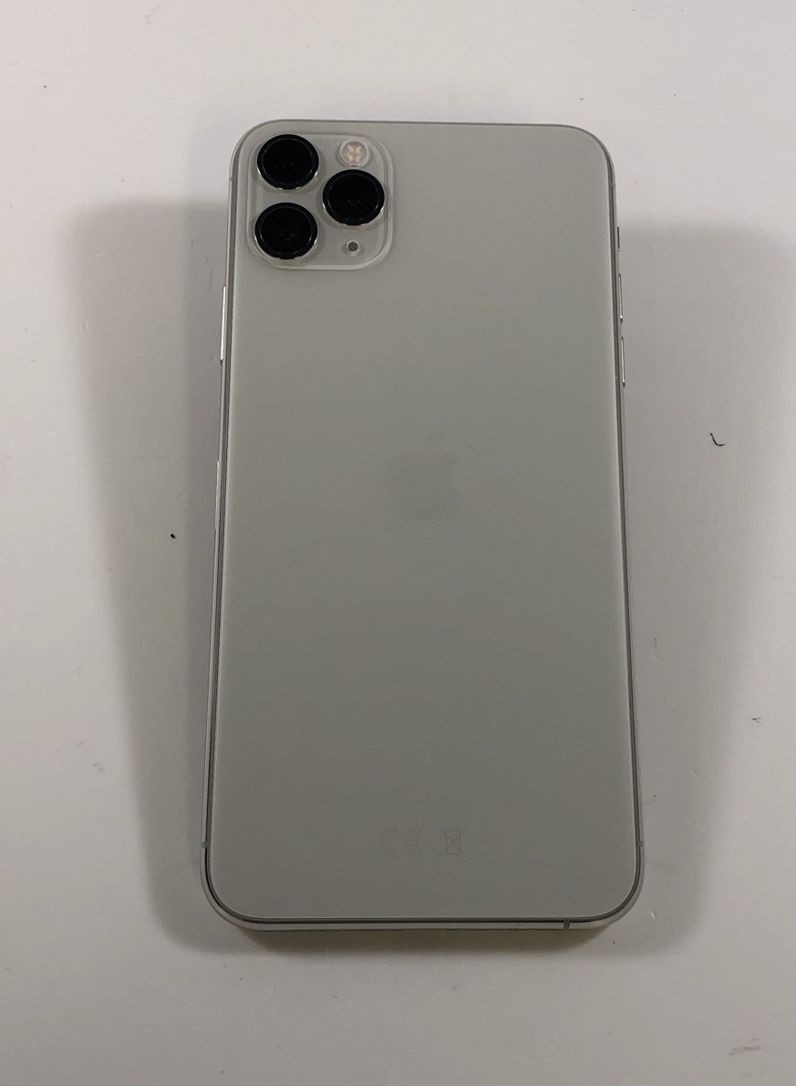 iPhone 11 Pro Max 512GB, Silver, image 2