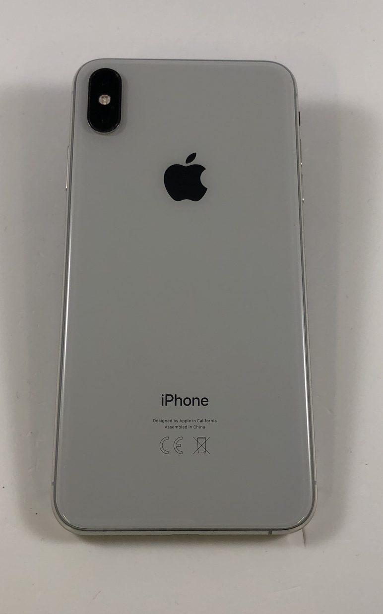 iPhone XS Max 64GB, 64GB, Silver, imagen 2