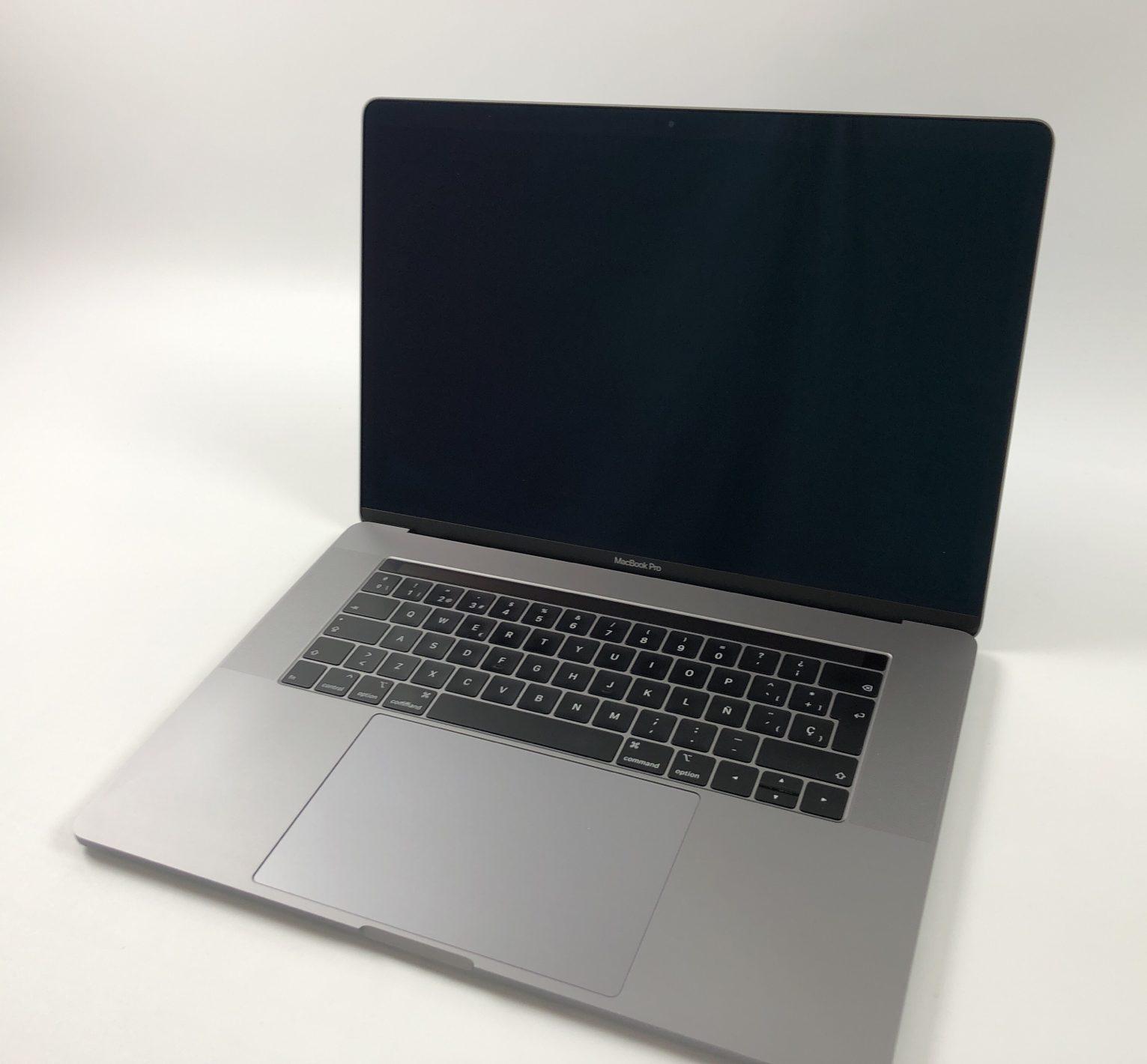 "MacBook Pro 15"" Touch Bar Mid 2018 (Intel 6-Core i9 2.9 GHz 32 GB RAM 2 TB SSD), Space Gray, Intel 6-Core i9 2.9 GHz, 32 GB RAM, 2 TB SSD, imagen 1"