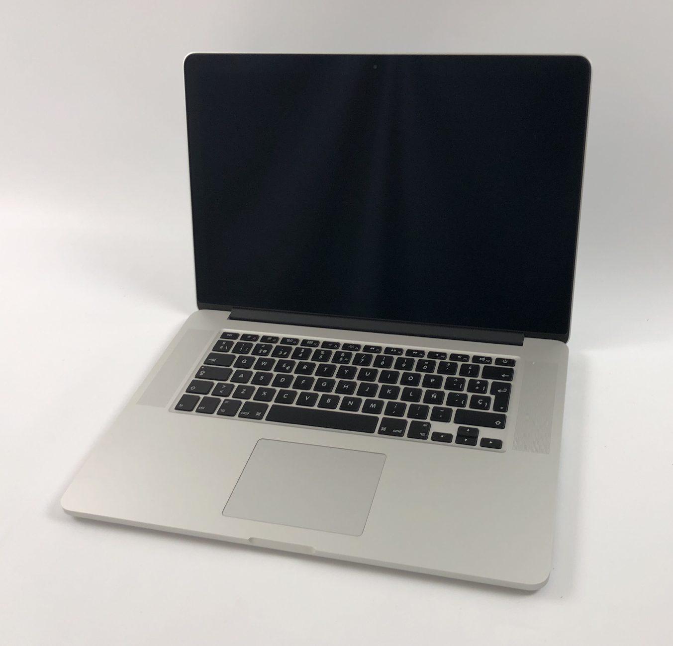 "MacBook Pro Retina 15"" Early 2013 (Intel Quad-Core i7 2.4 GHz 8 GB RAM 256 GB SSD), Intel Quad-Core i7 2.4 GHz, 8 GB RAM, 256 GB SSD, imagen 1"