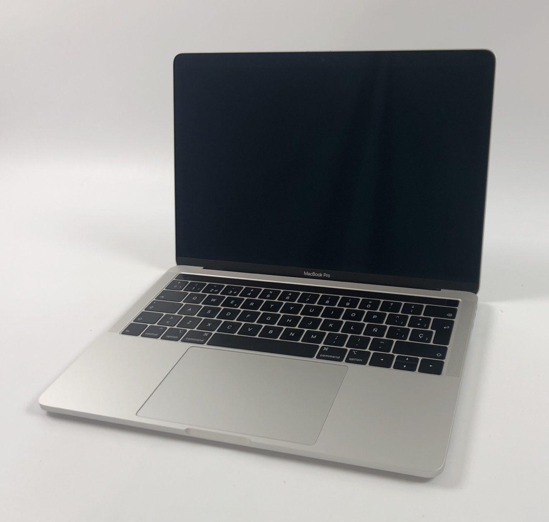 """MacBook Pro 13"""" 4TBT Mid 2018 (Intel Quad-Core i5 2.3 GHz 8 GB RAM 256 GB SSD), Silver, Intel Quad-Core i5 2.3 GHz, 8 GB RAM, 256 GB SSD, imagen 1"""