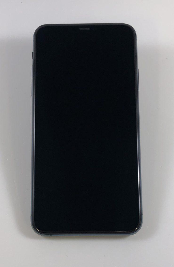 iPhone 11 Pro Max 64GB, 64GB, Midnight Green, imagen 1