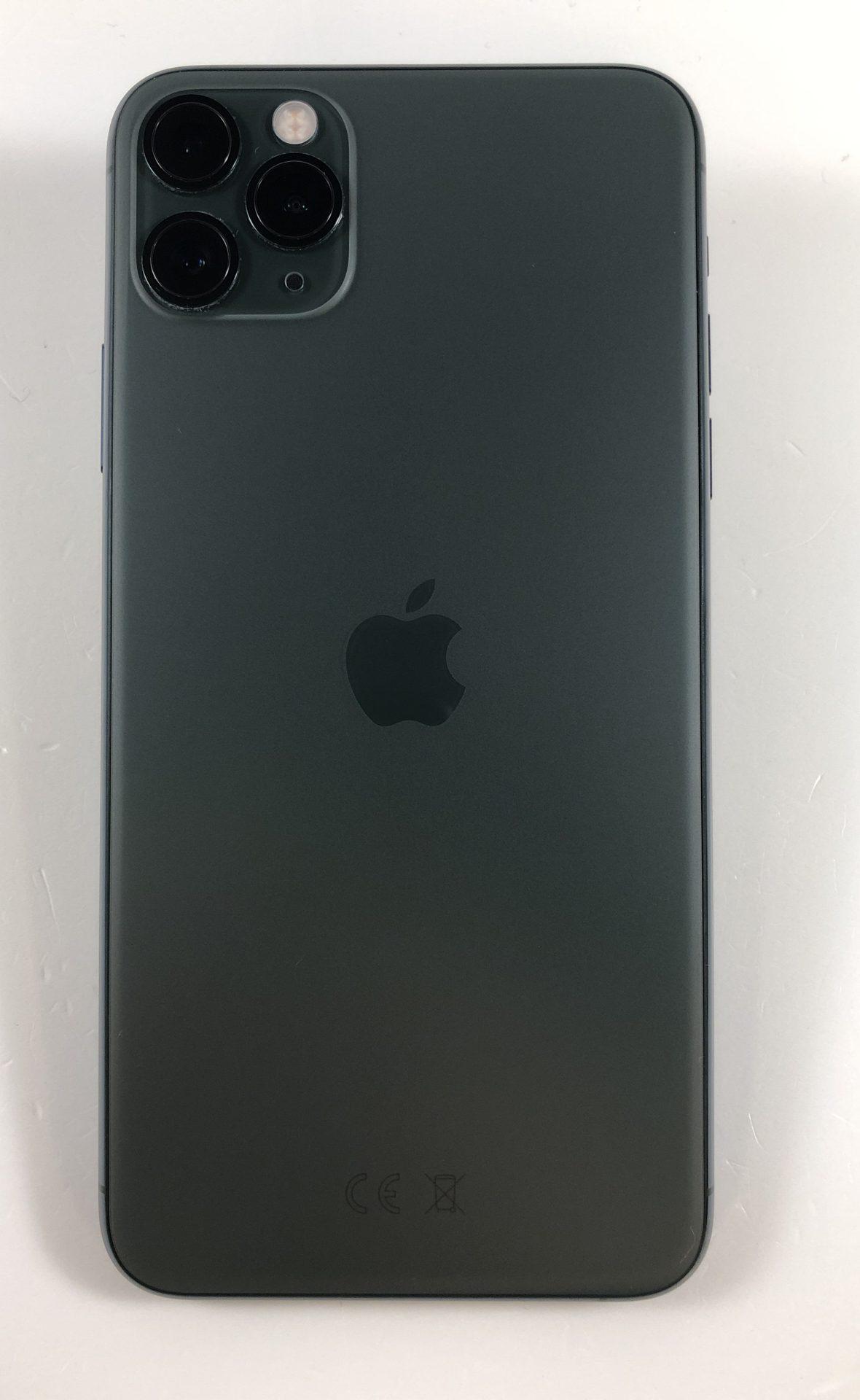 iPhone 11 Pro Max 64GB, 64GB, Midnight Green, imagen 2