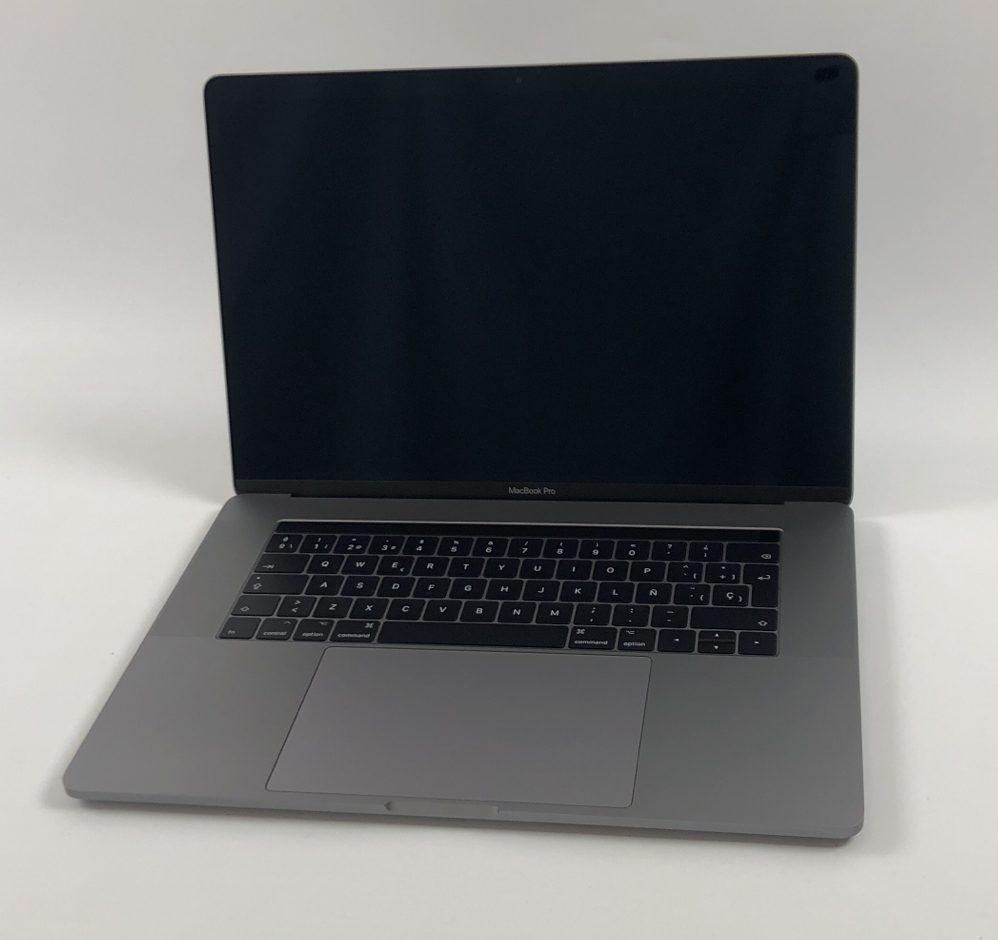 "MacBook Pro 15"" Touch Bar Mid 2017 (Intel Quad-Core i7 2.9 GHz 16 GB RAM 512 GB SSD), Space Gray, Intel Quad-Core i7 2.9 GHz, 16 GB RAM, 512 GB SSD, imagen 1"