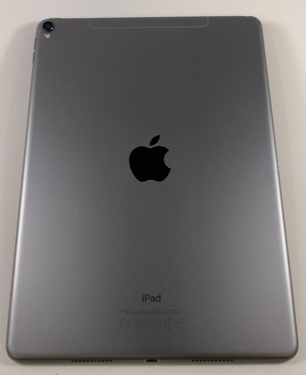 "iPad Pro 10.5"" Wi-Fi + Cellular 512GB, 512GB, Space Gray, Bild 2"