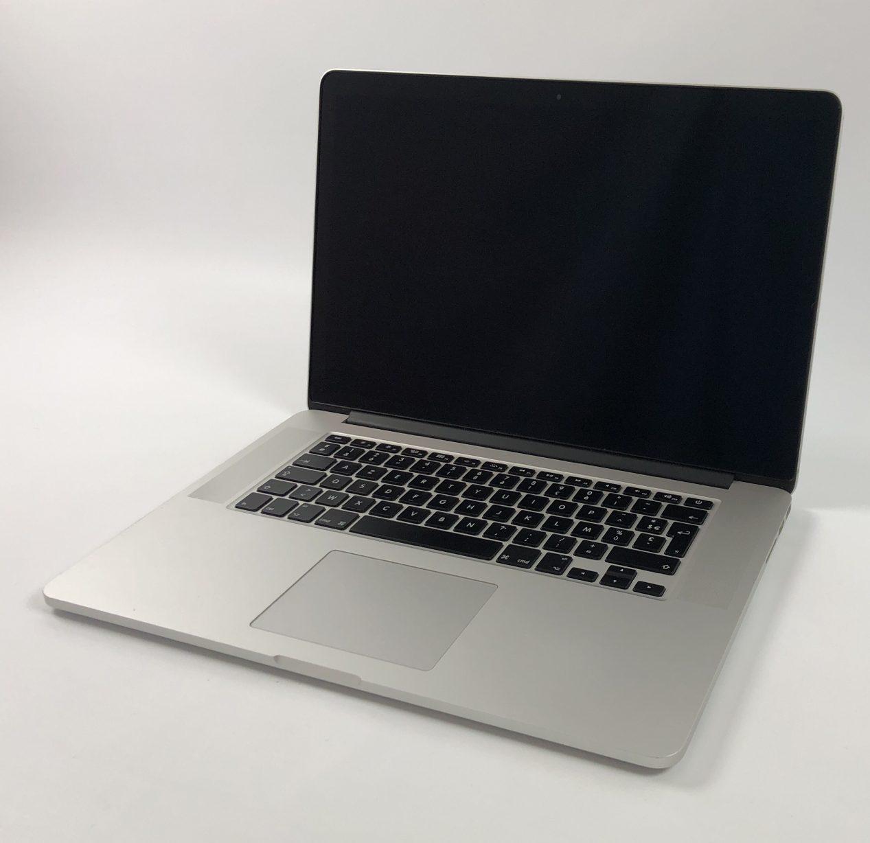 """MacBook Pro Retina 15"""" Mid 2015 (Intel Quad-Core i7 2.2 GHz 16 GB RAM 512 GB SSD), Intel Quad-Core i7 2.2 GHz, 16 GB RAM, 512 GB SSD, imagen 1"""
