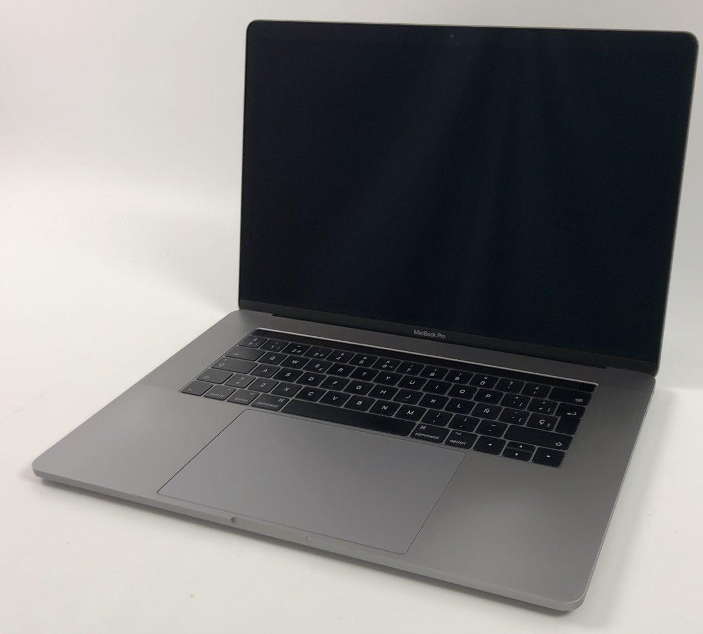 "MacBook Pro 15"" Touch Bar Late 2016 (Intel Quad-Core i7 2.9 GHz 16 GB RAM 512 GB SSD), Space Gray, Intel Quad-Core i7 2.9 GHz, 16 GB RAM, 512 GB SSD, imagen 1"