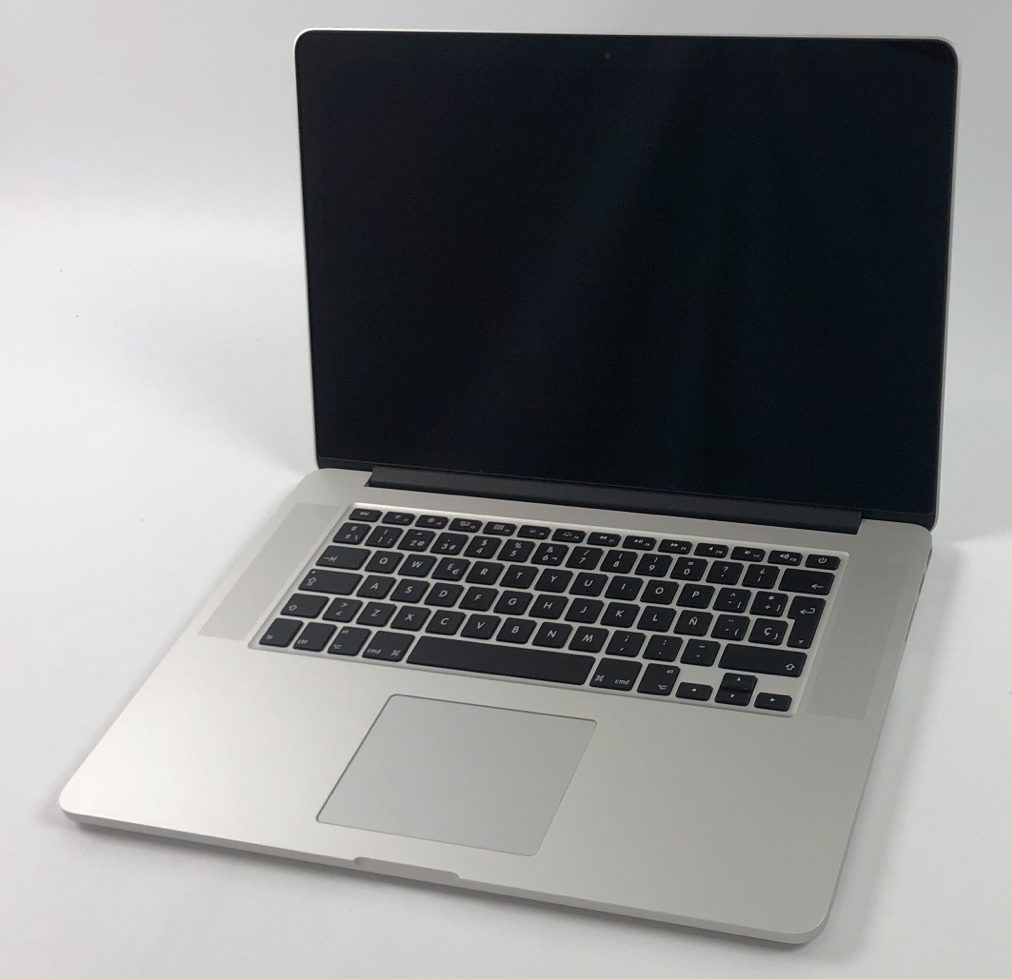 """MacBook Pro Retina 15"""" Mid 2015 (Intel Quad-Core i7 2.8 GHz 16 GB RAM 512 GB SSD), Intel Quad-Core i7 2.8 GHz, 16 GB RAM, 512 GB SSD, imagen 1"""