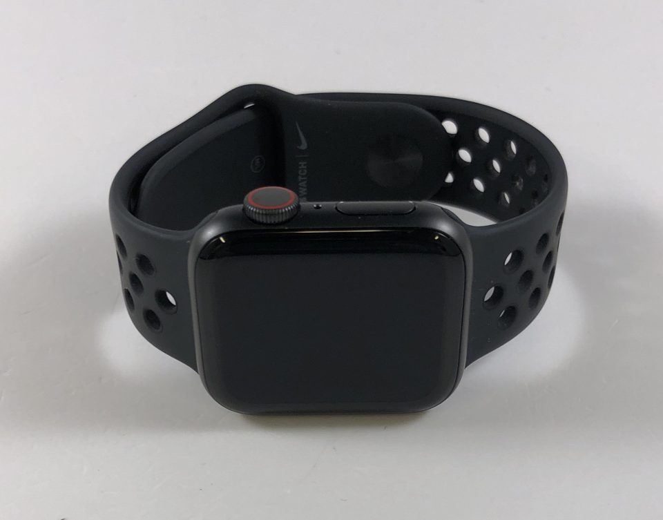 Watch Series 5 Aluminum Cellular (40mm), Space Gray, bild 1