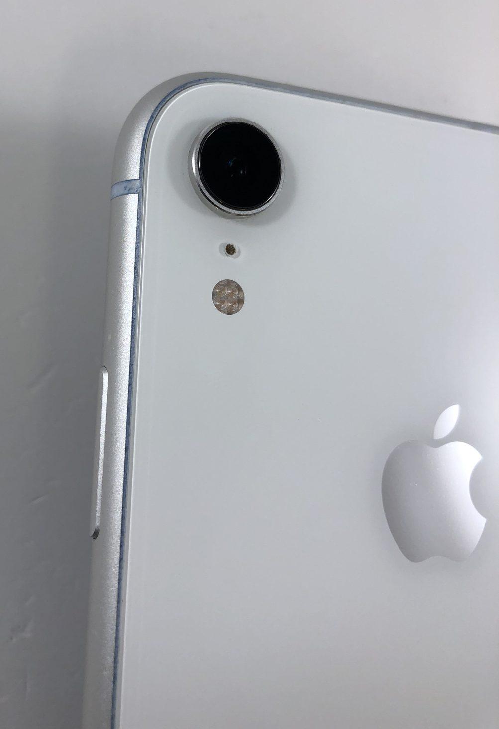 iPhone XR 64GB, 64GB, White, Kuva 3